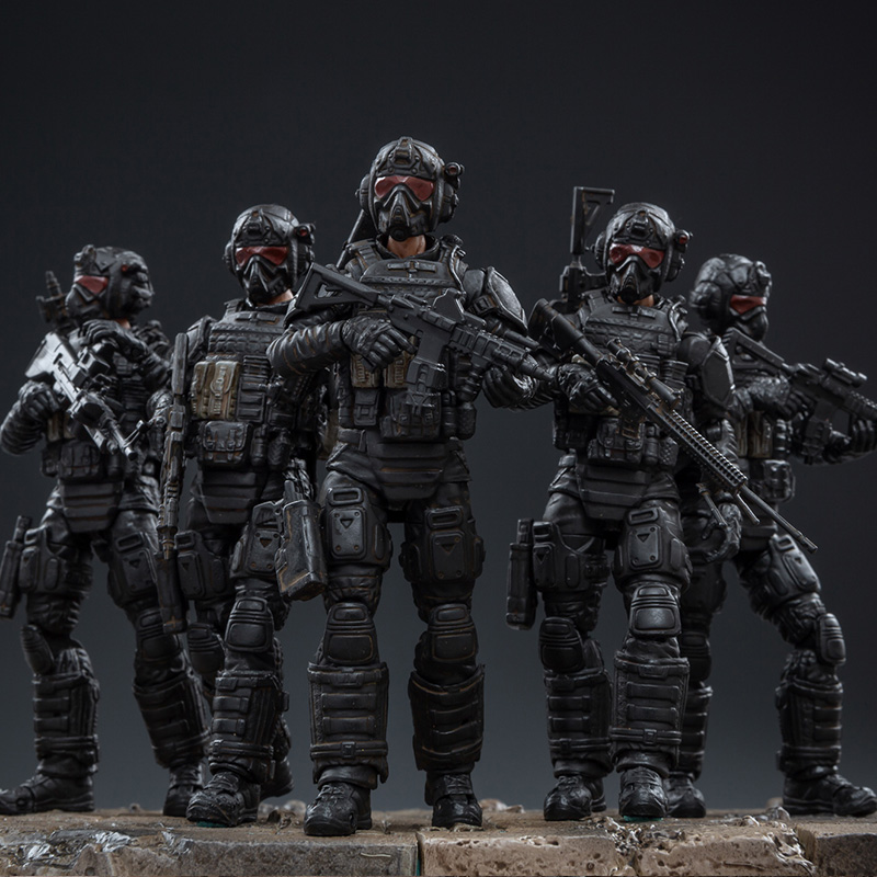 JoyToy 1//18 Marine Corps PVC 5 Action Figures 10cm In Stock Now!!!